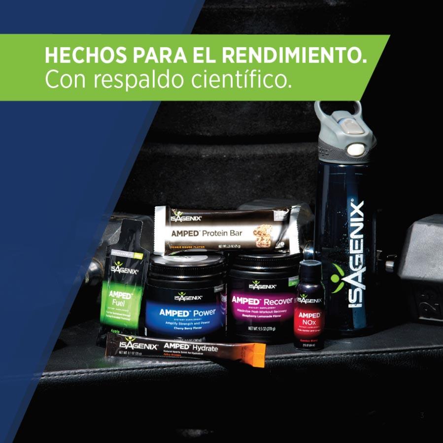 Productos isagenix para bajar de peso